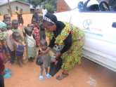 IVFCam supporting Orphans in Dinku village under the Dawila I