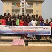 "IVFCAM LAUNCHES THE PROJECT ""INCREASING WOMEN'S PARTICIPATION IN THE DECENTRALIZATION PROCESS IN THE NORTH WEST REGION OF CAMEROON"" FUNDED BY AWDF GHANA AND HOLD THE FIRST TRAINING OF TRAINERS WORKSHOP."