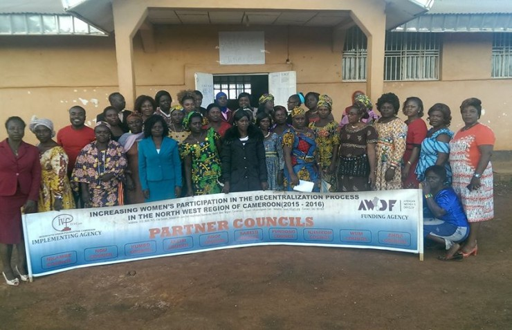 TRAINED FEMALE COUNCILORS, CSO LEADERS & MEDIA WOMEN IN 10 MUNICIPALITIES OF NORTH WEST REGION, TRAIN THEIR PEERS ON PARTICIPATORY GOVERNANCE & SOCIAL ACCOUNTABILITY.